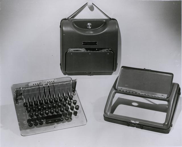 , 'Electro-Braille Communicator ,' 1954, Cooper Hewitt, Smithsonian Design Museum