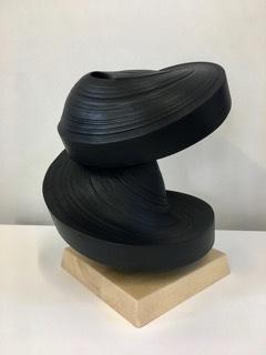 Jae Ko, 'JK793 Black', 2018, Heather Gaudio Fine Art