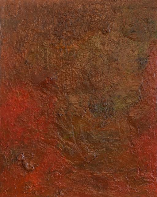 , 'Olympus Mons, Mars,' 2016, Han Art