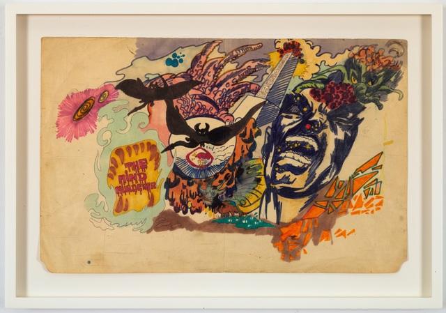 , 'The Mind Murderer,' 1980, James Fuentes