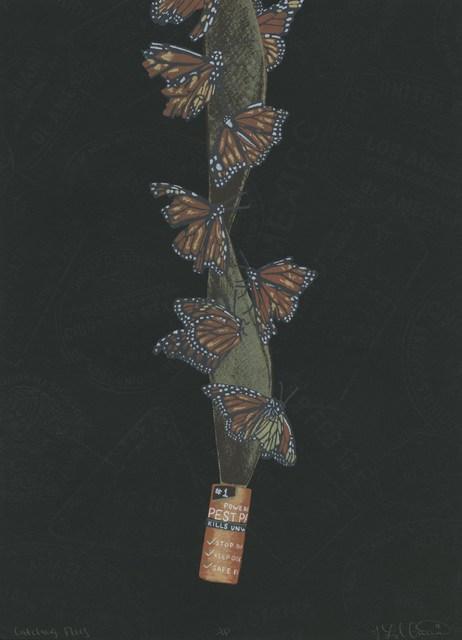 , 'Catching Flies,' 2018, SHIM Art Network