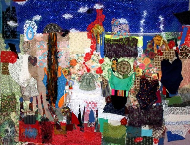 , 'El Jardín de las Malicias,' 2017, Galeria Casa Cuadrada