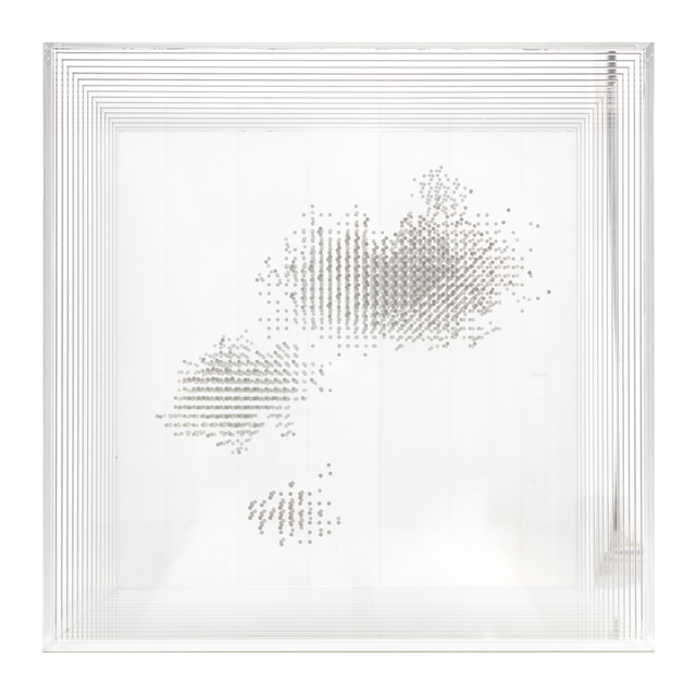 , 'An aggregation cloud 170304,' 2017, Gallery BK