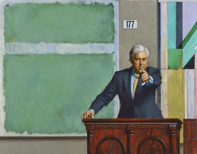 , 'Rothko & Diebenkorn,' , Gallery Henoch