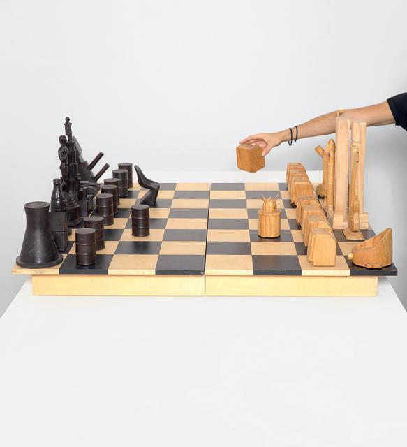 Constantin and Laurene Boym, 'History Chess', 2009, Phillips