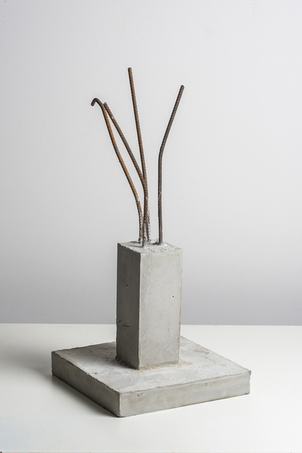 , 'Concrete Iron,' 2016, Zilberman Gallery