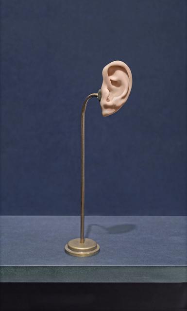 , 'A Pocket Anatomy - ear,' 2001, DANESE/COREY