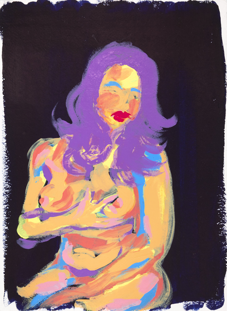 , 'And She Said,' 2015, ACA Galleries