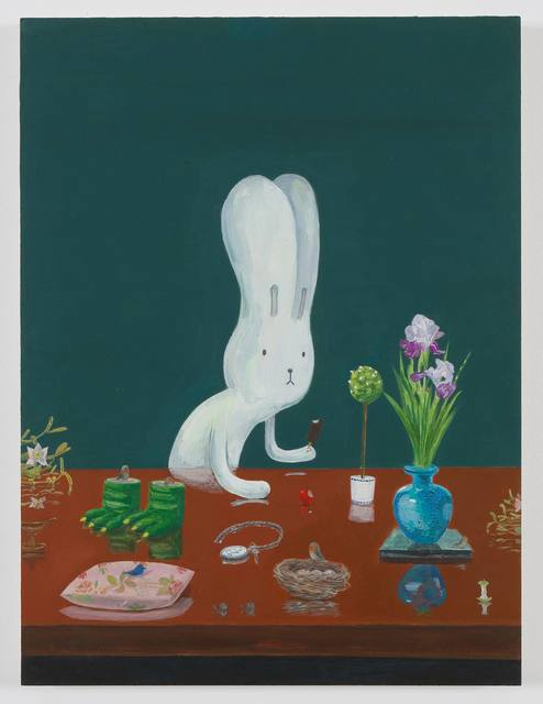 , 'Even a weird plant has its own flowers,' 2019, MAHO KUBOTA GALLERY