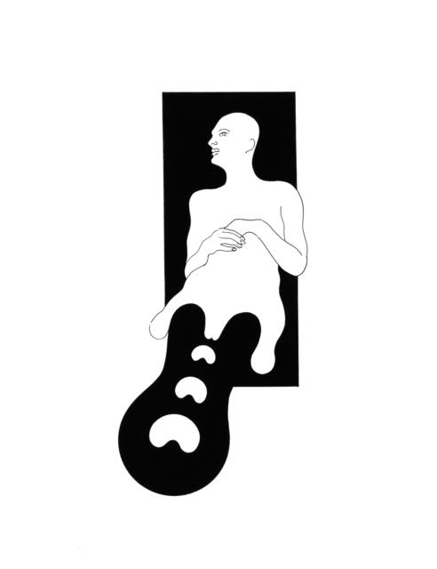 , 'Körperzeichen - Zeichenkörper - II,' 2012, Galerie Elisabeth & Klaus Thoman