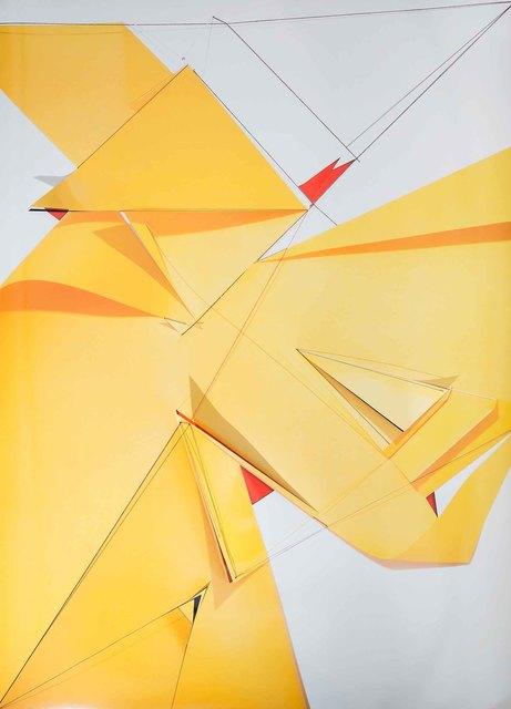 , 'Konstrukt 79,' 2012, Von Lintel Gallery