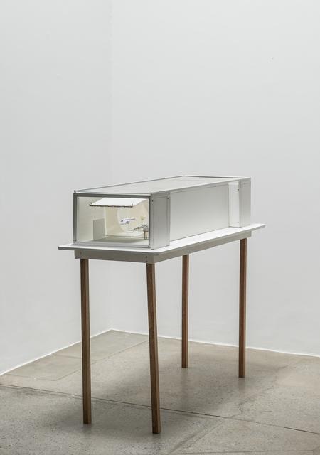 , 'Exposição [Exhibition],' 2017, Galeria Luisa Strina