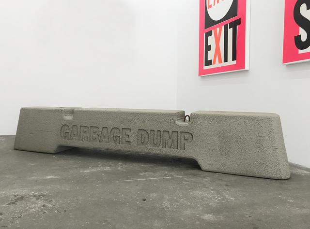Cali Thornhill Dewitt, 'World's Largest / Garbage Dump', 2019, V1 Gallery