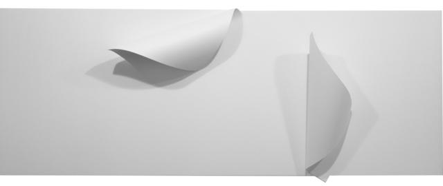 , 'Superficie Blanca P,' 2015, Marion Gallery