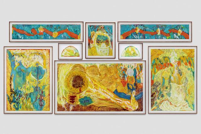 , 'Sensus Oxynation (Sunrise),' 2017, Blum & Poe