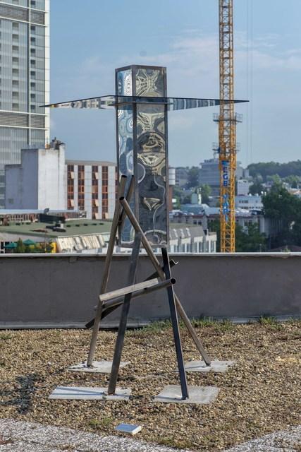 , 'Piercing Seven Skies,' 2018, Elgiz Museum