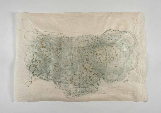 , 'Stacheldraht 4,' 2017, Zilberman Gallery