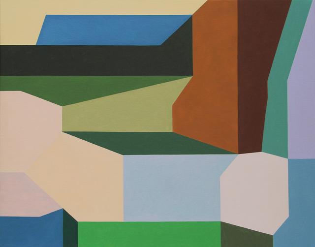 , 'Geometria 08,' 2012, Amparo 60