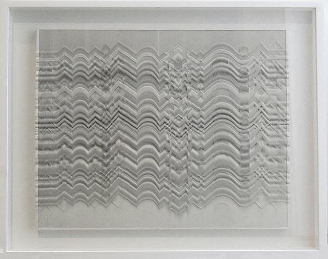 , 'Relevo em Carão,' 2015, Anita Schwartz Galeria de Arte