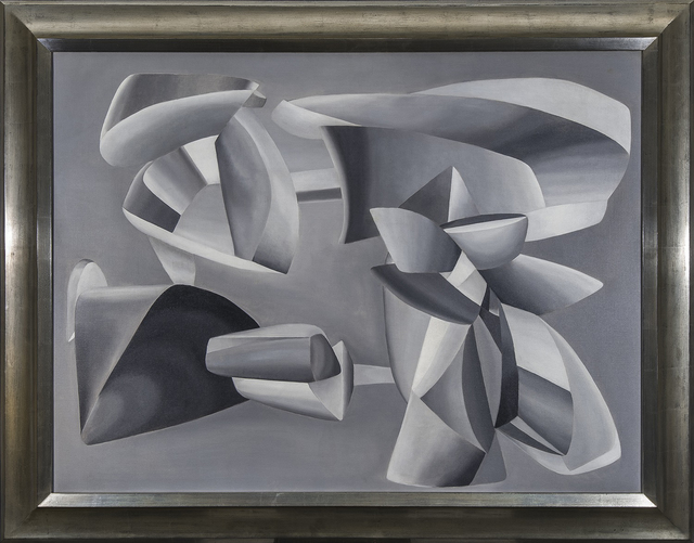 , 'Grey Scale Composition,' 1937, Hirschl & Adler Modern