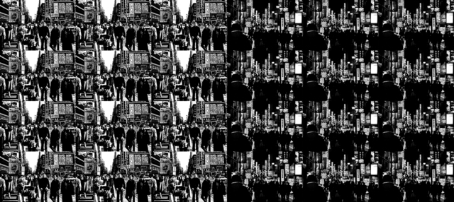 , 'Shinjuku Day & Night,' c. 2000 / 2018, Hamiltons Gallery