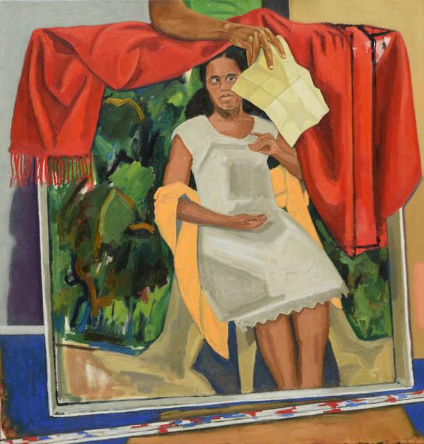 Mequitta Ahuja, 'Shipping Slip', 2017, Brand New Gallery