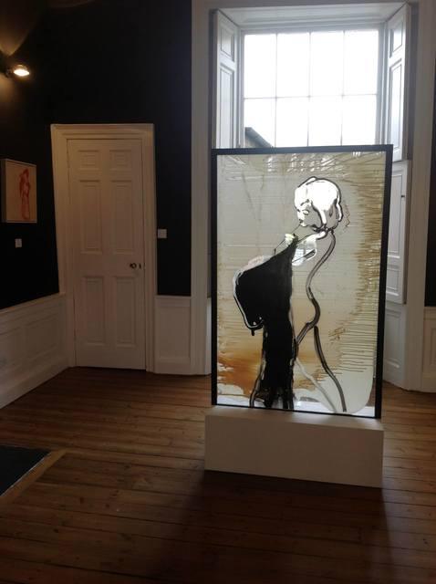 , 'Black,' 2014, Arusha Gallery
