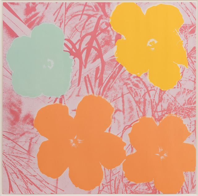 , 'Flowers (II.70),' 1970, Susan Sheehan Gallery