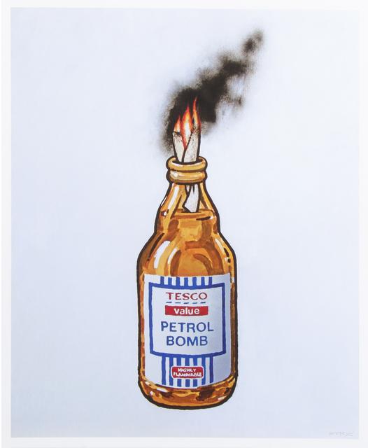 Banksy, 'Tesco Bomb', 2011, Julien's Auctions