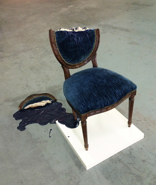 , 'Dethroned - Louis XVI,' 2015, Robert Kananaj Gallery