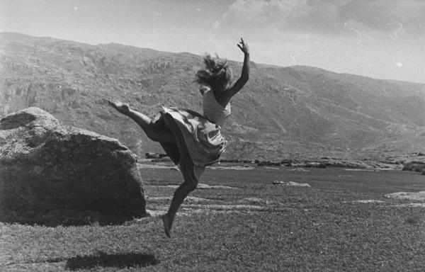 Ellen Auerbach, 'Renate Schottelius, (Rock), Argentine ', 1946, Robert Mann Gallery
