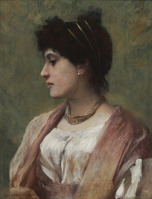 , 'A Lady of the Directoire,' Add Artwork year, Debra Force Fine Art