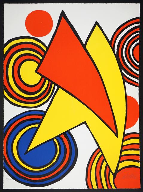 Alexander Calder, 'The Triangles et Spirale', 1973, Pascal Fine Art