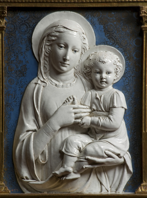 , 'Madonna and Child,' 1441-1445, Museum of Fine Arts, Boston