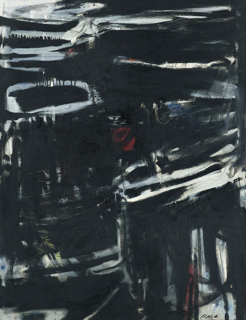 , 'Untitled (52-51),' 1952, Berry Campbell Gallery
