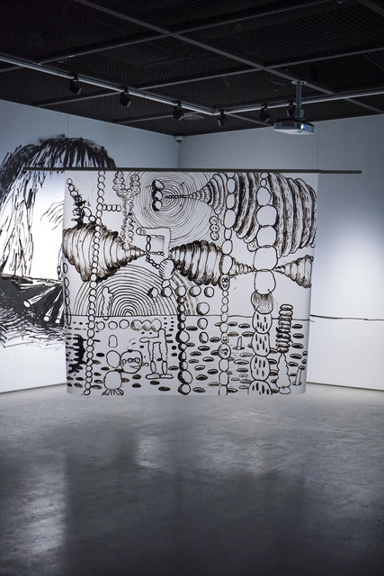 , 'Cannibal Kingdom : Psychic Detectives,' 2018, Arario Gallery