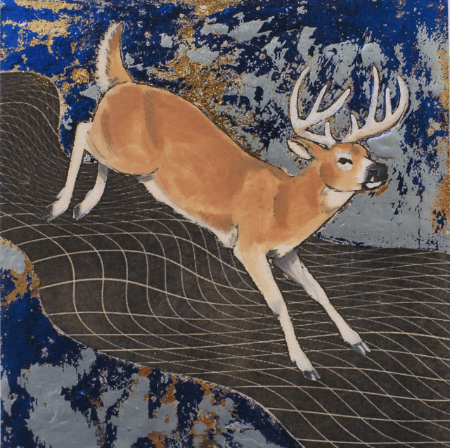 , 'Winter Buck,' 2019, Deep Space Gallery