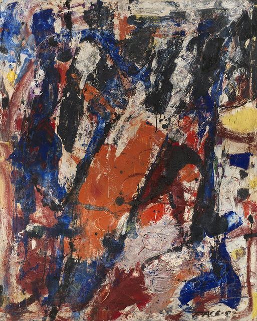 , 'Untitled (57-10),' 1957, Cavalier Galleries