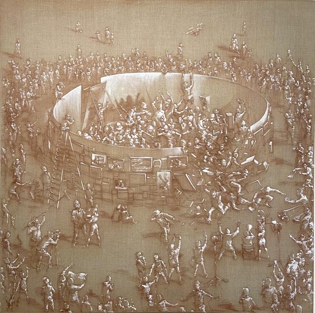 , 'Them and Us,' 2020, Urban Spree Galerie