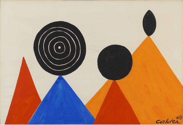 , 'Sur les Pointes,' 1969, Omer Tiroche Gallery
