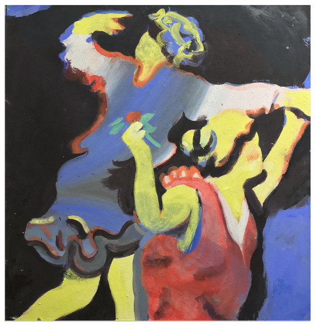 Patrick Shoemaker, 'Trying', 2019, Anna Zorina Gallery