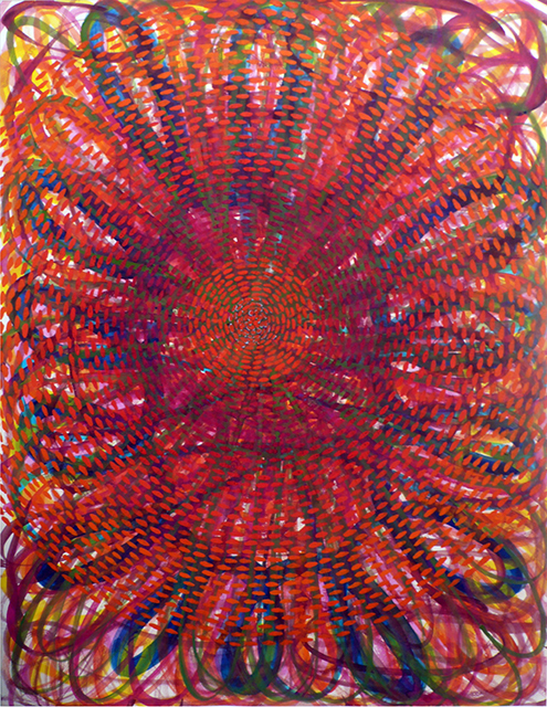 , 'Ultra Violet,' 2017, Craig Krull Gallery
