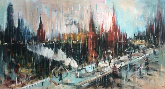 ", '""Kremlin 1"",' 2015, Krokin Gallery"