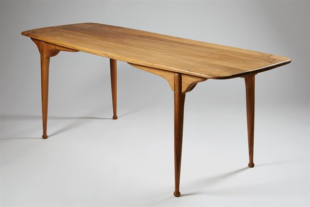 , 'Dining table,' 1949, Modernity