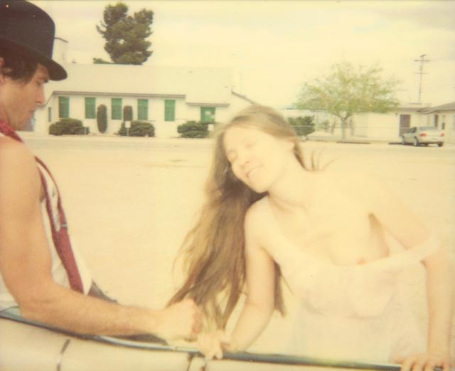 Stefanie Schneider, 'Gospel (Sidewinder)', 2005, Photography, Digital C-Print based on a Polaroid, not mounted, Instantdreams