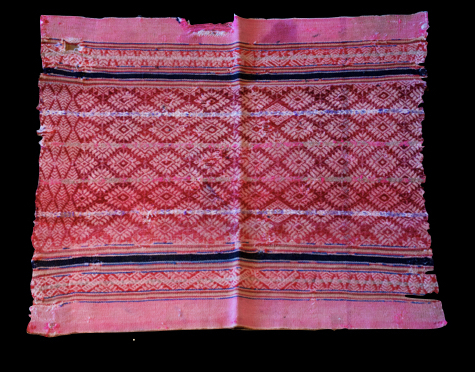 , 'Chancay Mantle Textile Fragment,' 1000-1470, Muzeion Gallery