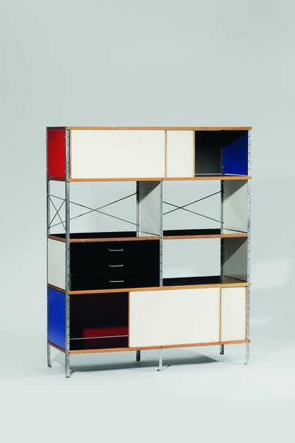 , 'Shelf, Eames Storage Unit,' 1949, MAKK – Museum für Angewandte Kunst Köln