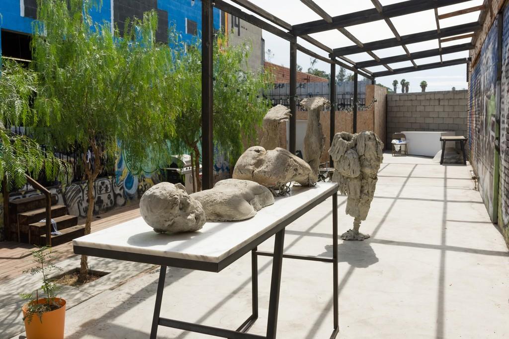 Evans Wittenberg, 'Archeopsychic', installation view, Chimento Contemporary. Photo: Ruben Diaz