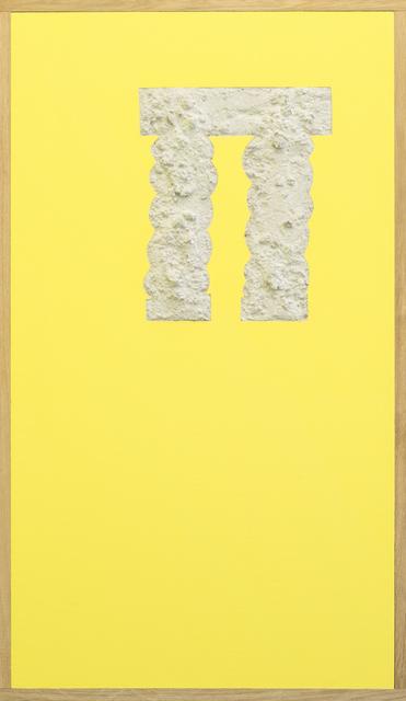 , 'Caryatid,' 2016, Christine König Galerie
