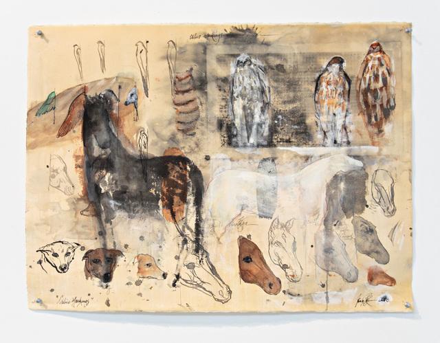 Jane Rosen, 'CALICO MARKINGS', 2018, Traver Gallery